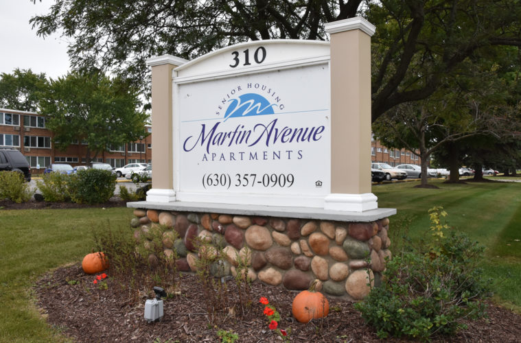 Image of Martin Ave Apartments in Naperville, Illinois