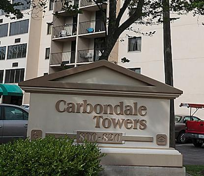Image of Carbondale Towers