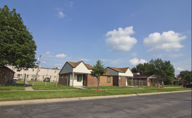 Image of St. John Homes in Gary, Indiana