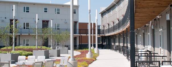 Image of 16 Park Apartments in Indianapolis, Indiana