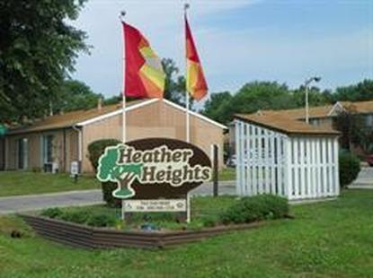 Image of Heather Heights Apartments in Martinsville, Indiana