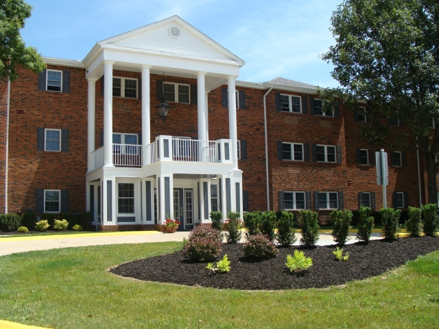 Image of Logan Place in Mansfield, Ohio