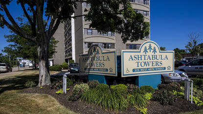 Image of Ashtabula Towers in Ashtabula, Ohio