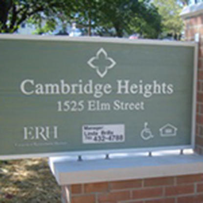 Image of Cambridge Heights Apartments in Cambridge, Ohio