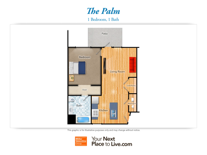 Image of Palm House Apartments