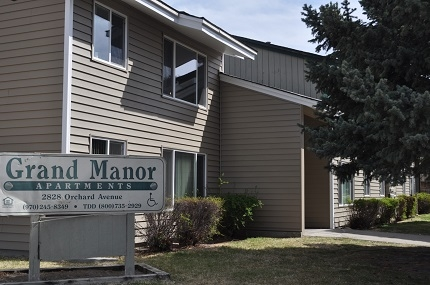 Image of Grand Manor Apartments in Grand Junction, Colorado