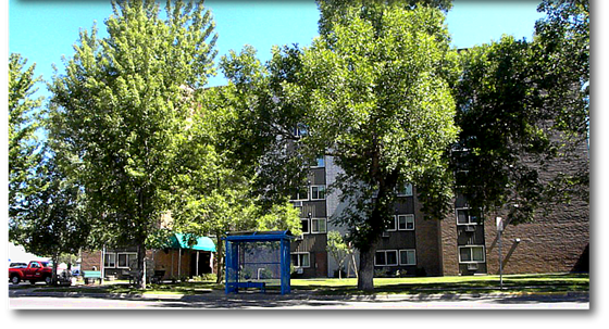 Image of Fraser Towers in Billings, Montana