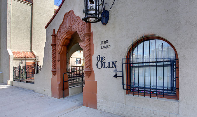 Image of Olin Hotel Apartments in Denver, Colorado