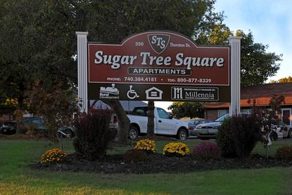Image of Sugar Tree Square in Piketon, Ohio