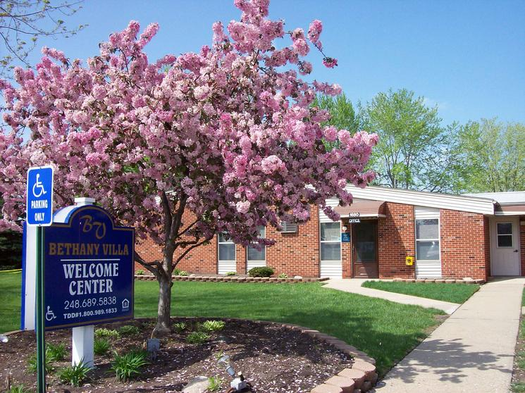 Image of Bethany Villa Apartments I & II in Troy, Michigan