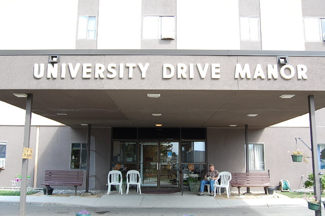 Image of University Drive Manor in Fargo, North Dakota