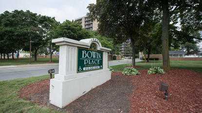 Image of Bowin Place in Detroit, Michigan