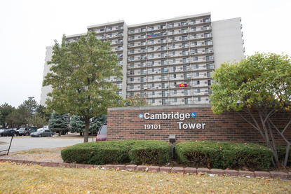 Image of Cambridge Towers in Detroit, Michigan