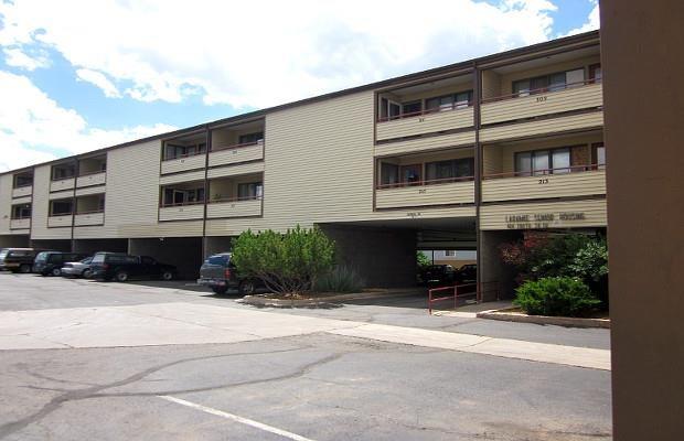Image of Laramie Square Apartments in Laramie, Wyoming