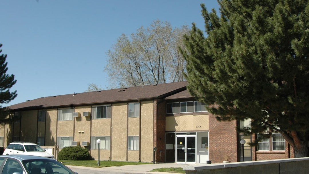 Image of Foothill Manor I & ll in Brigham City, Utah