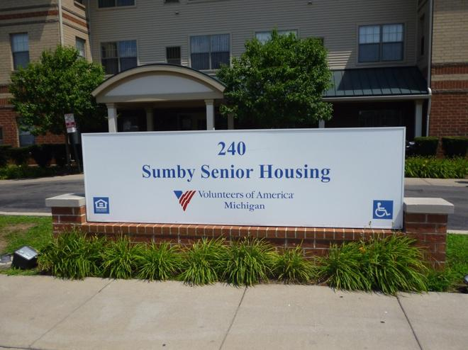 Image of Sumby Senior Housing