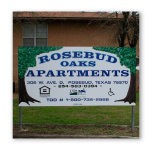 Image of Rosebud Oaks Apartments in Rosebud, Texas