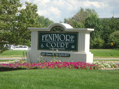 Image of Fenimore Court Apartments in Detroit, Michigan