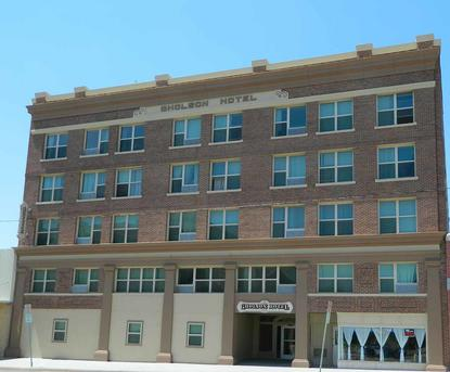 Image of Gholson Hotel Apartments
