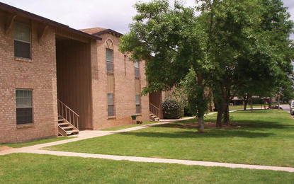 Image of Chaparral Apartments in Midland, Texas