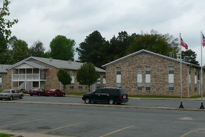 Image of St John Apartments in Pine Bluff, Arkansas