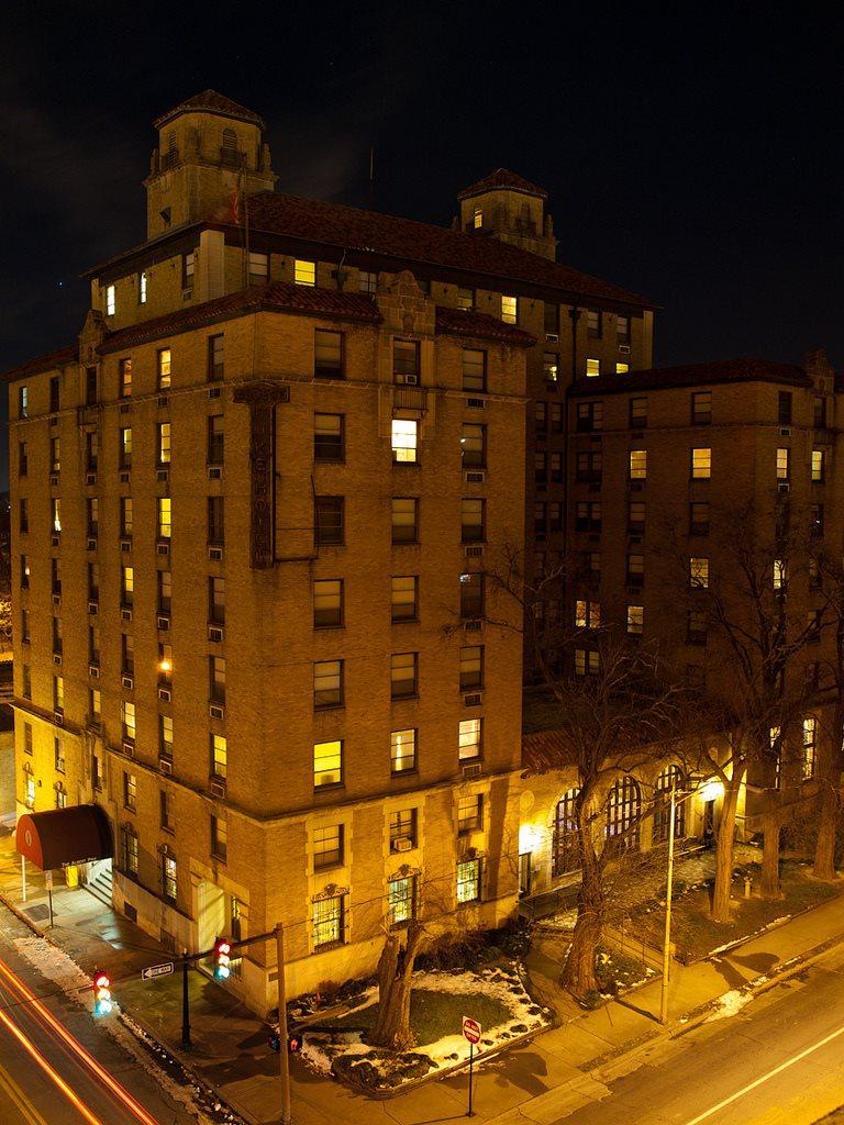 Image of Albert Pike Apartments