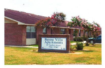 Image of Bayou Villa Apartments