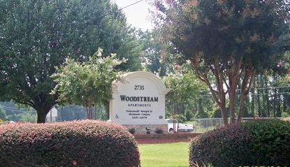 Image of Woodstream Apartments in Greenville, South Carolina