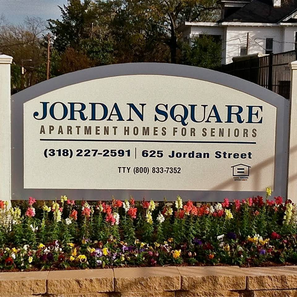Image of Jordan Square Senior Apartments in Shreveport, Louisiana