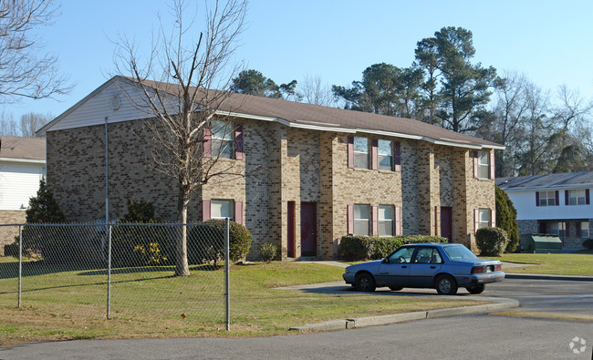Image of Orangeburg Manor in Orangeburg, South Carolina