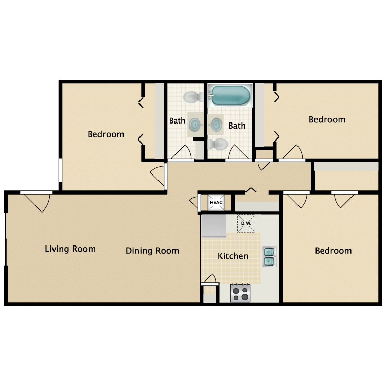 Apartments For Rent Mcallen Tx: McAllen, TX Low Income Apartments