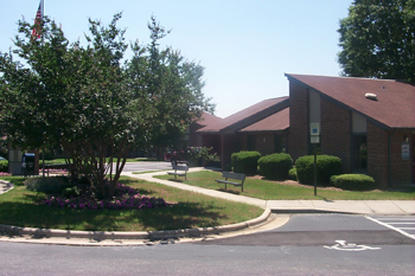 Image of Forest Hills Apartments in Wilson, North Carolina