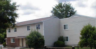 Image of Crown Pointe Apartments in Rockingham, North Carolina