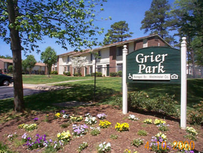 Image of Grier Park Apartments in Charlotte, North Carolina