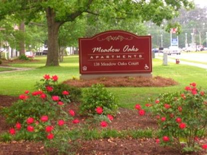 Image of Meadow Oaks Apartments in Jacksonville, North Carolina