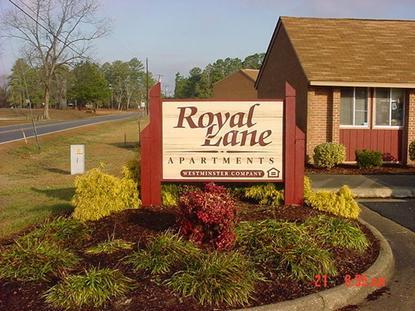 Image of Royal Lane Apartments in Clinton, North Carolina