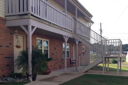 Image of Village Green Apartments in Red Bay, Alabama