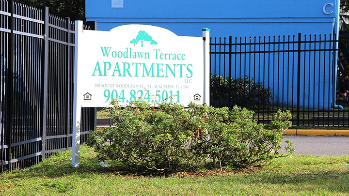 Image of Woodlawn Terrace Apartments in Saint Augustine, Florida