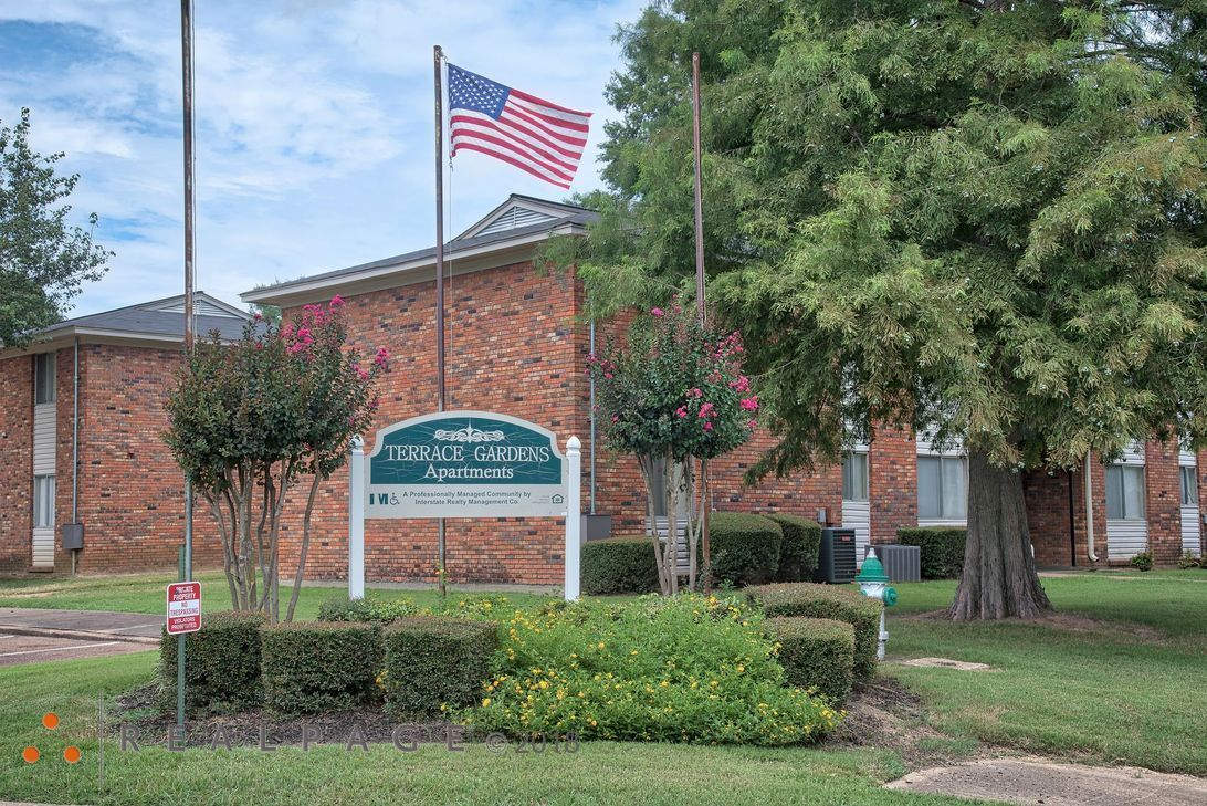 Image of Terrace Gardens Apartments in Greenwood, Mississippi