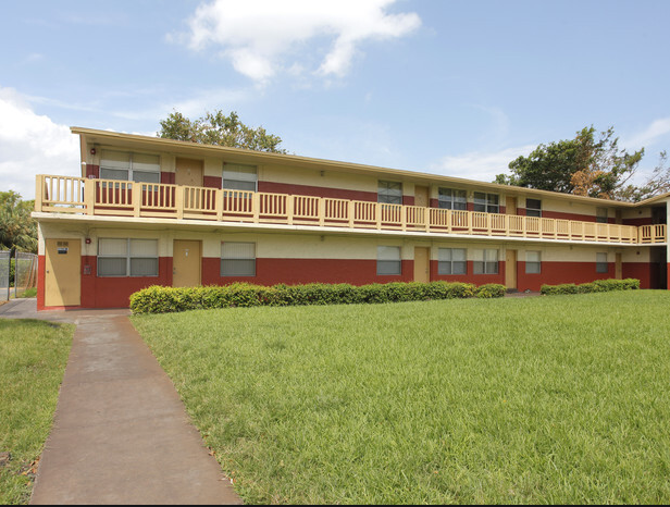 Image of Mount Olive Gardens Apartments in Fort Lauderdale, Florida