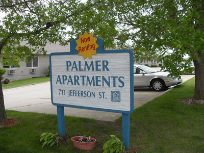 Image of Palmer Apartments in West Union, Iowa