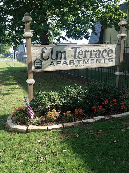 Image of Elm Terrace Apartments in Duncan, Oklahoma