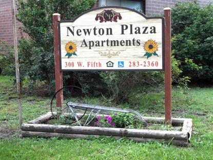 Image of Newton Plaza