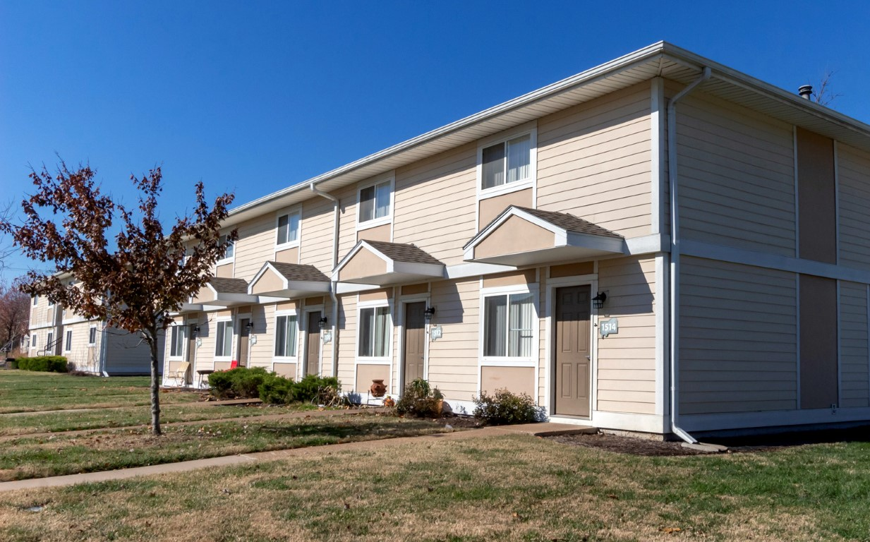 Image of Mendota Creek Apartments in Parsons, Kansas