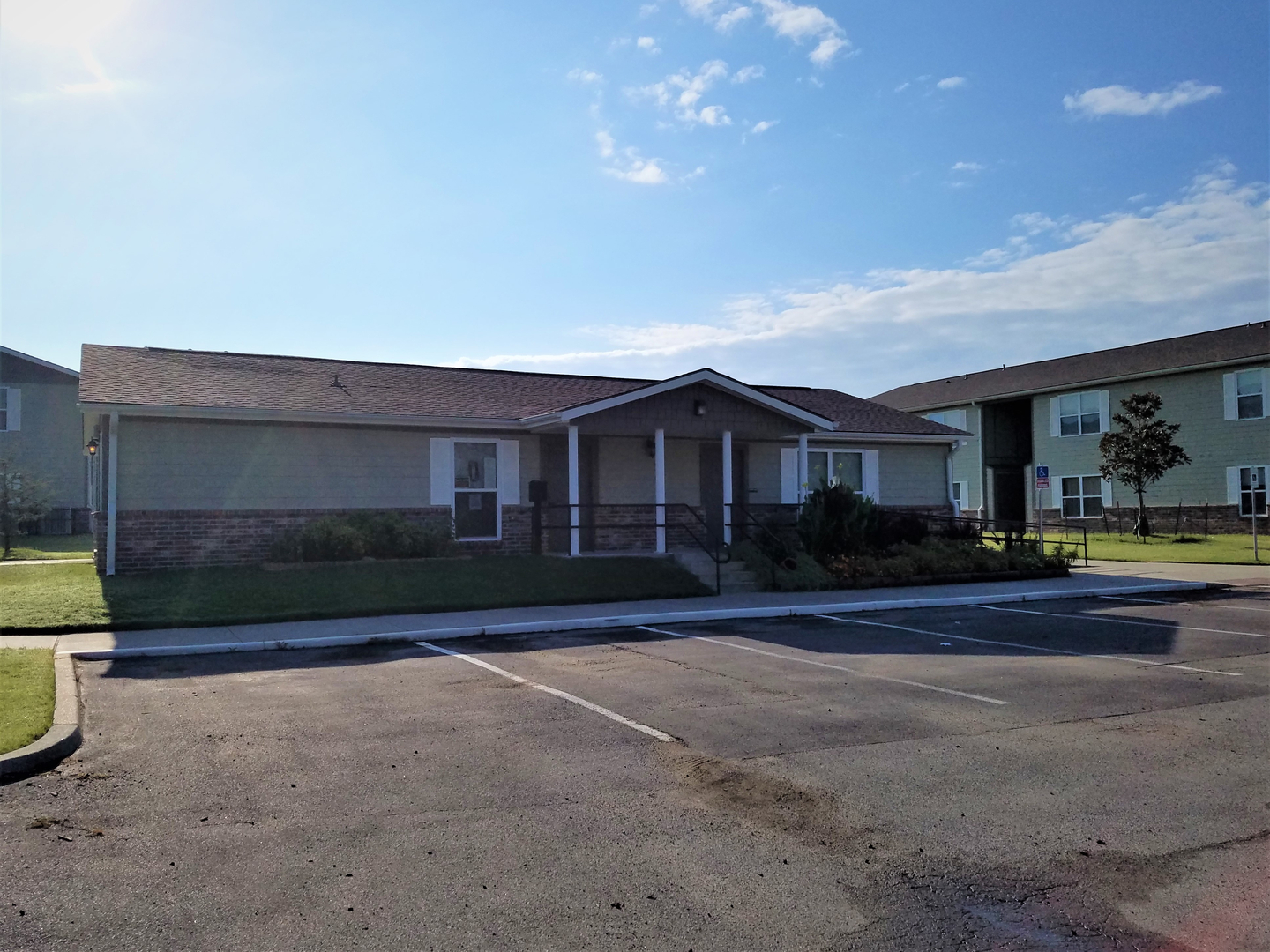 Image of Jefferson Park Apartments in Blackwell, Oklahoma