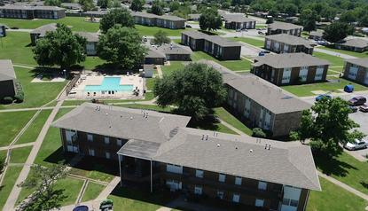 Image of Plaza Hills East in Tulsa, Oklahoma