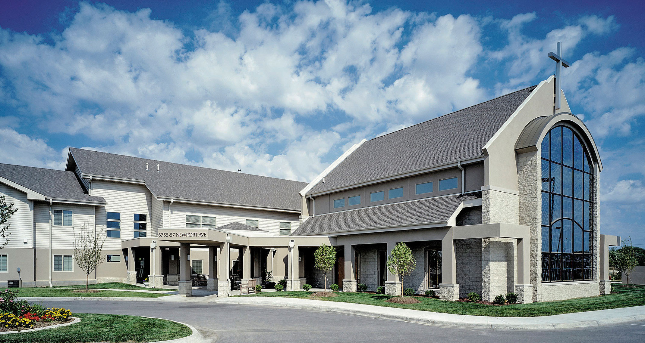 Image of Immanuel Courtyard in Omaha, Nebraska