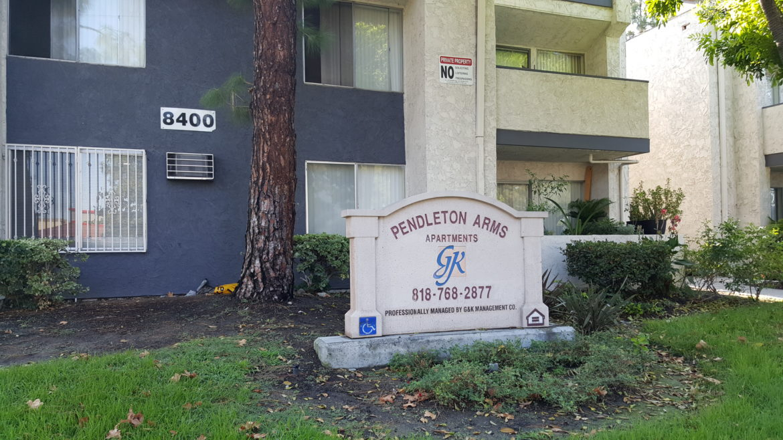 Image of Pendleton Arms in San Fernando, California