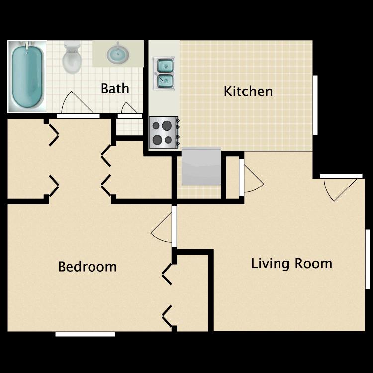 Image of Bradford Apartments