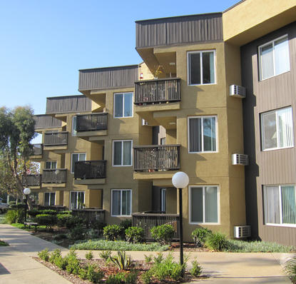 Image of Golden Age Gardens Apartments in San Diego, California